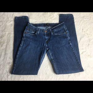 Levi's 524 jeans, size 1